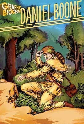 Daniel-Boone-Graphic-Biography-Saddleback-Graphic-Biographies-