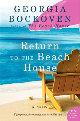 Return to the Beach House by Georgia Bockoven