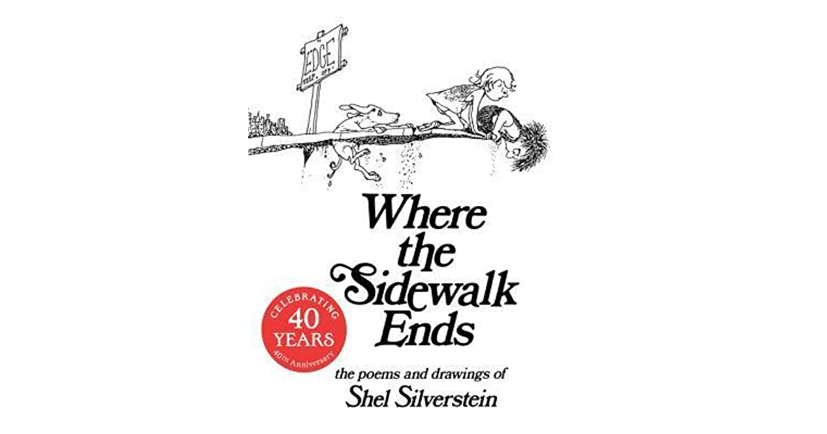 Shel Silverstein Biography: Where The Sidewalk Ends By Shel Silverstein