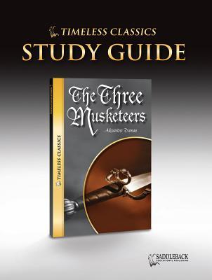 The Three Musketeers Study Guide CD