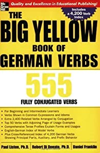 The Big Yellow Book of German Verbs