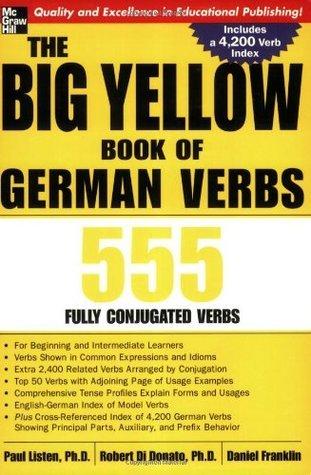 the big book of German verbs