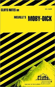 CliffsNotes on Melvilles's Moby-Dick
