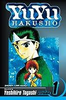 YuYu Hakusho, Vol. 1: Goodbye, Material World!