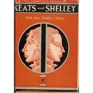 The complete poems of keats and shelley by john keats fandeluxe PDF
