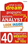GEOGRAPHIC INFORMATION SYSTEMS ANALYST