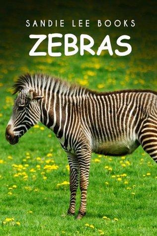 Zebras - Sandie Lee Books (children's animal books age 4-6, wildlife photography, animal books nonfiction)