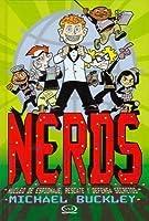 NERDS: National Espionage, Rescue, and Defense Society (NERDS, #1)