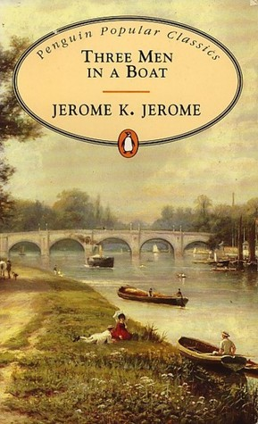 Jerome - Three men in a boat