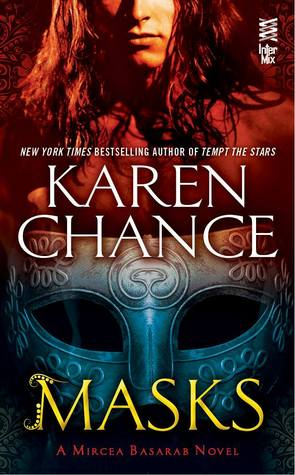 Book Review: Masks by Karen Chance