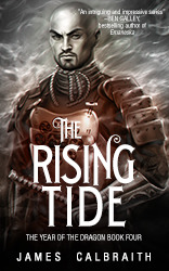 The Rising Tide (The Year of the Dragon, #4)