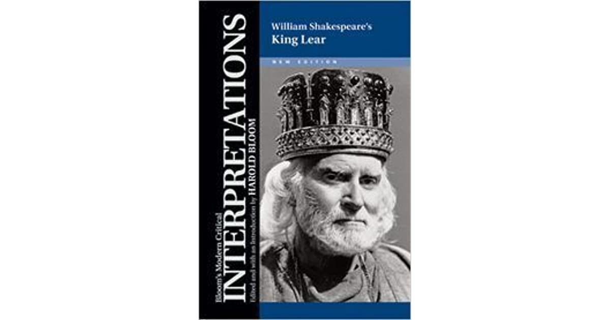 a look at the madness of king lear by william shakespeare King lear william shakespeare loving face we look to for king lear is driven out into the cold and descends into madness due to the.
