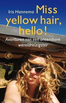 Miss yellow hair, hello! by Iris Hannema