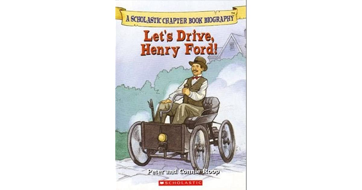 Henry Ford Biography Book