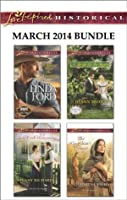 Love Inspired Historical March 2014 Bundle: Winning Over the Wrangler\Wolf Creek Homecoming\A Bride for the Baron\The Guardian's Promise
