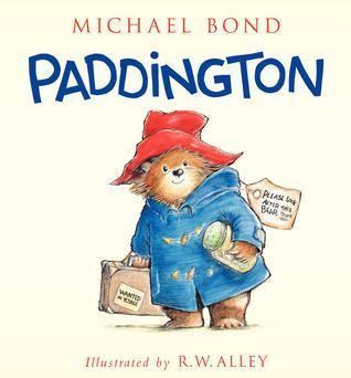 Paddington Bear by Michael Bond