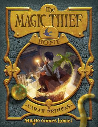 Lost Magic Thief 2 By Sarah Prineas