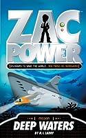 Deep Waters (Zac Power, #2)
