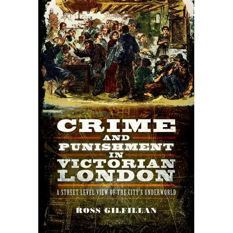 crime in victorian london How does the problem of crime in victorian london relate to today's society note that only recently (25 january 2008) many london newspapers ran reports on operation caddy, the appropriately dickensian code-name for police raids on suspected modern fagins, who were thought to be training child slaves for pickpocketing and so on.