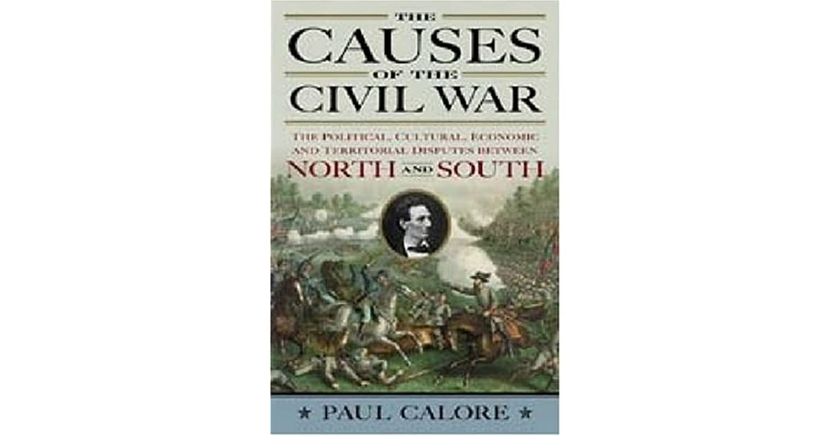political causes of the civil war Institute for development studies pds 804s sociology and economics of conflicts topic: economic and political causes of civil wars in.