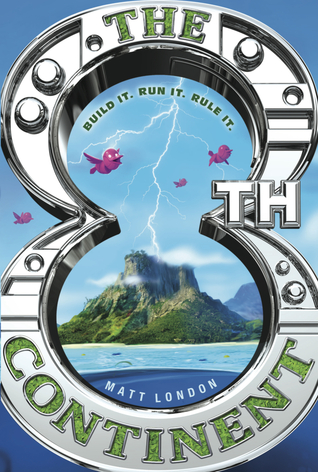 The 8th Continent (The 8th Continent, #1)