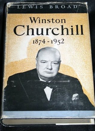 Winston Churchill by Lewis Broad