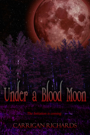 Under a Blood Moon (Elemental Enchanters #1)