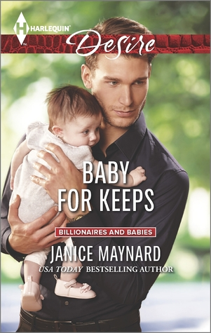 Baby for Keeps by Janice Maynard