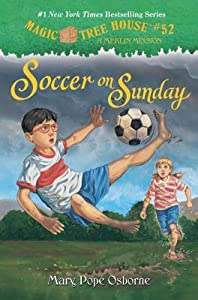 Soccer on Sunday (Magic Tree House, #52)