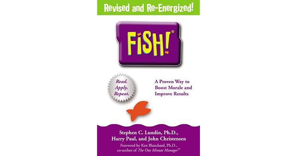 fish a remarkable way to boost morale and improve results Fish: a remarkable way to boost morale and improve results audiobook torrent (unabridged in 2 hours 24 minutes) for download free at bookdownloadfreenet click to.