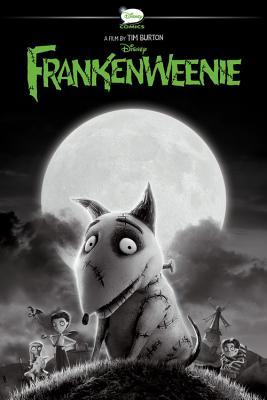 Frankenweenie A Graphic Novel By Tim Burton