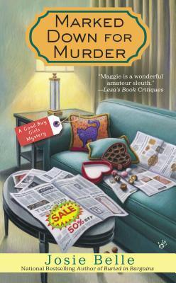 Marked Down for Murder (Good Buy Girls, #4)