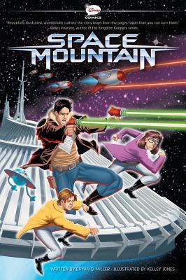 Space Mountain: A Graphic Novel