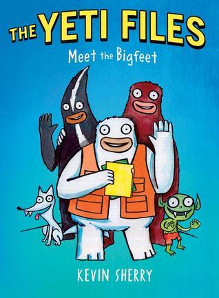 Meet the Bigfeet (The Yeti Files, #1)