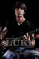 Because of Luke (Lewiston Blues, #1)