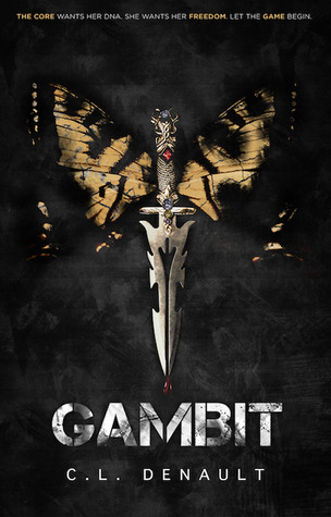 Gambit (The Prodigy Chronicles, #1)