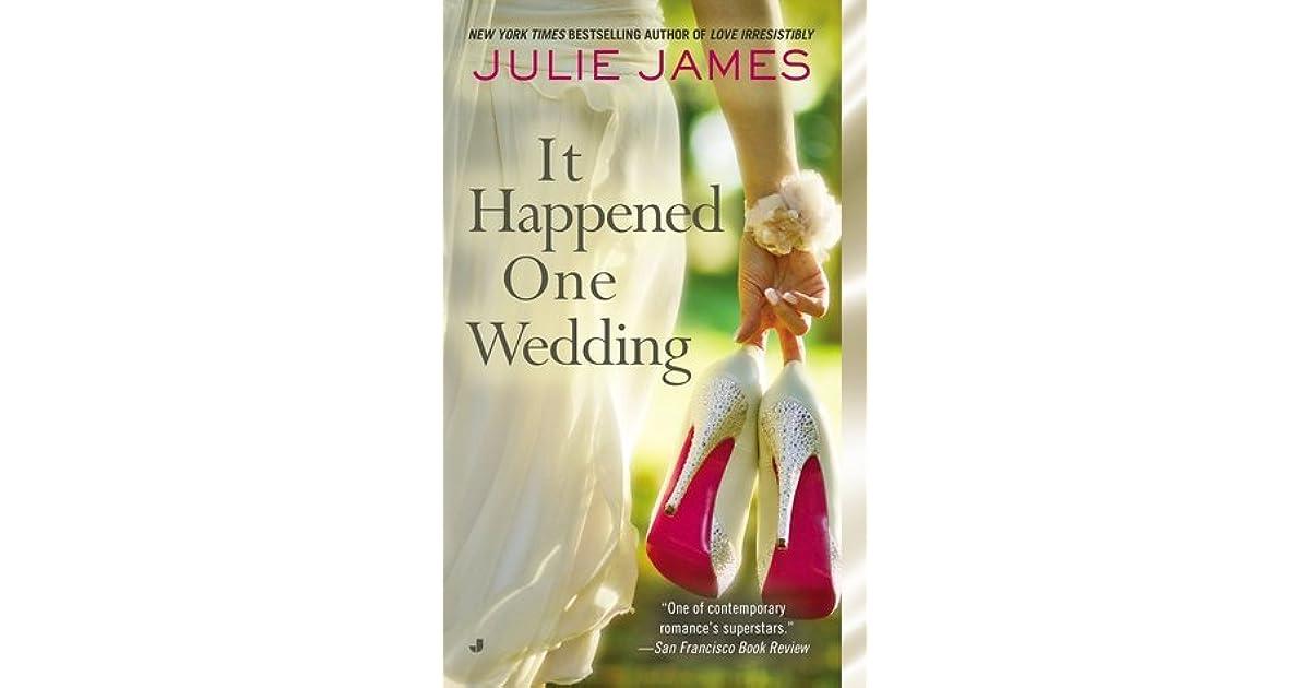 It Happened One Wedding Fbius Attorney 5 By Julie James
