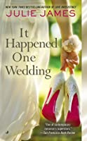 It Happened One Wedding (FBI/US Attorney, #5)