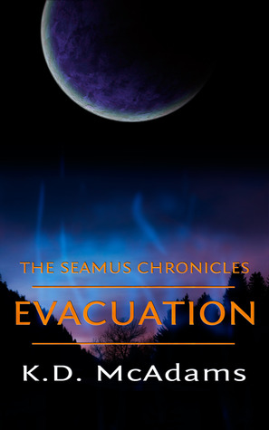 Evacuation (The Seamus Chronicles, #2)