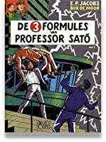 De 3 formules van professor Sato deel 2 (Blake & Mortimer)