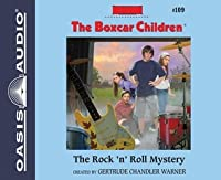The Rock N Roll Mystery (Library Edition)