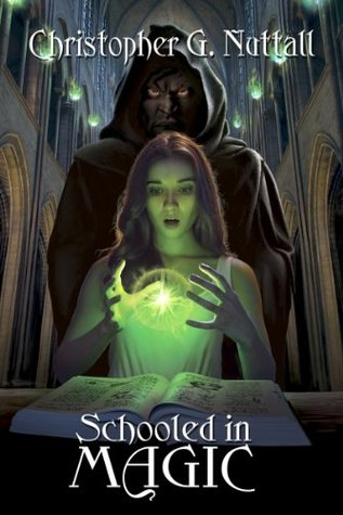 The Sergeants Apprentice (Schooled in Magic Book 11)