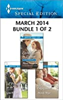 Harlequin Special Edition March 2014 - Bundle 1 of 2: Lassoed by Fortune / A Proposal at the Wedding / Her Accidental Engagement
