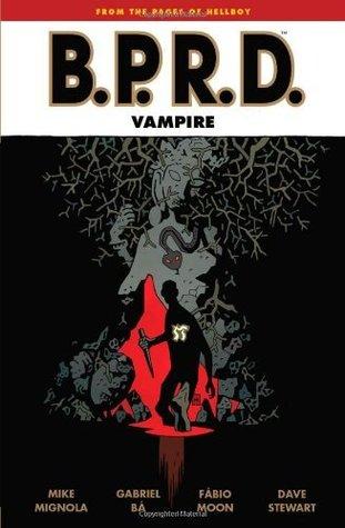 B.P.R.D. Vampire (B.P.R.D. by Mike Mignola