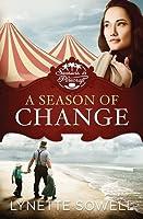 A Season of Change (Seasons in Pinecraft #1)