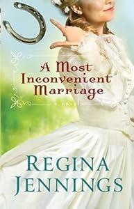 A Most Inconvenient Marriage (Ozark Mountain Romance, #1)
