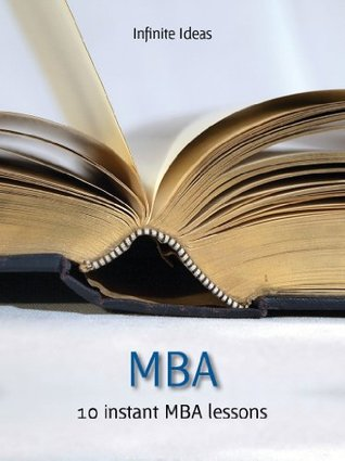 MBA by Infinite Ideas