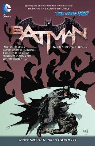 Batman: Night of the Owls (The New 52) (Batman