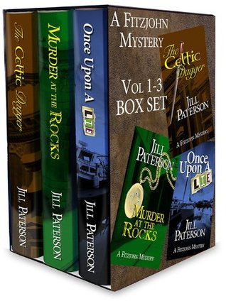 A Fitzjohn Mystery Vol 1-3 Box Set