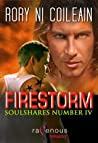 Firestorm by Rory Ni Coileain